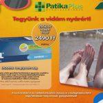 Új partnerünk a PatikaPlus